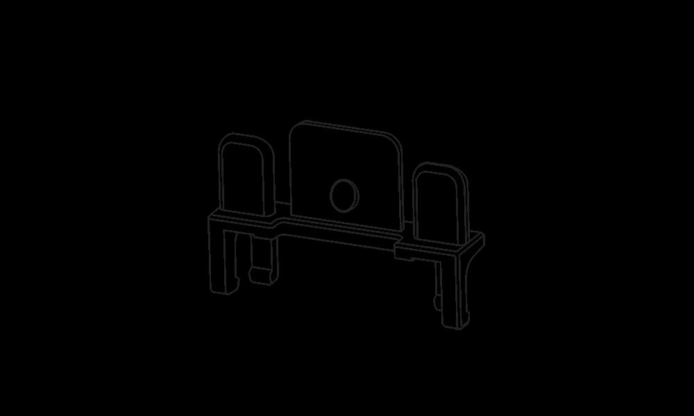 OS 2 Labelhalter