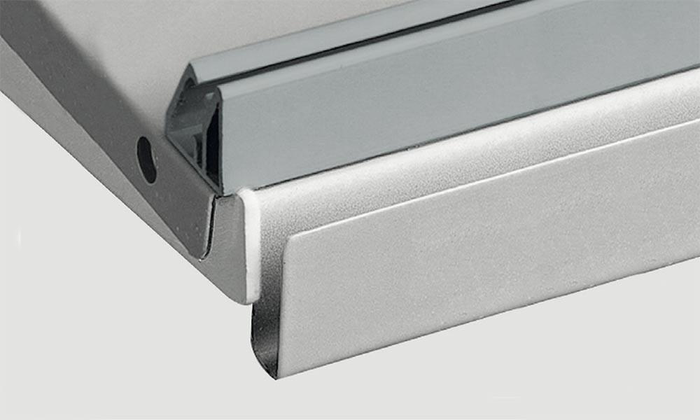 OS 1 Schiene 1 mit Klebe- oder Magnetband