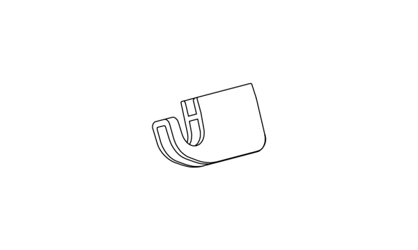 OS Befestigungsclip für Warenteiler
